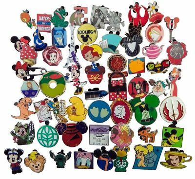 DISNEY TRADING PIN LOT OF 30 Assorted Pins - Brand NEW - No Doubles - Tradable