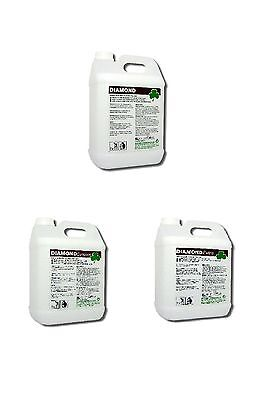 Clover Diamond Extra Contract 2x5Ltr Acrylic Floor Polish Gloss Slip Resistant