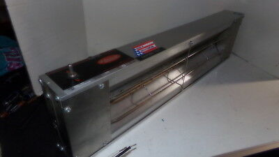 "Hatco Glo-Ray GRA-24 Strip Heater Food Warmer, 24"" long"