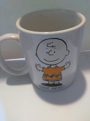 Charlie Brown collectable coffee mug