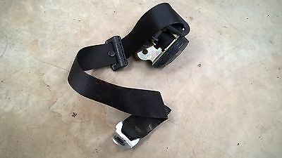 Ford ka mk1 passenger side nearside left hand rear seat belt 96-08 97KBB611B69AL