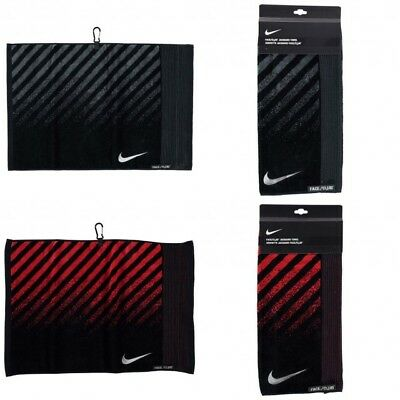 New  Nike Face / Club Jacquard Golf Towel Velour Cotton Choice Colours