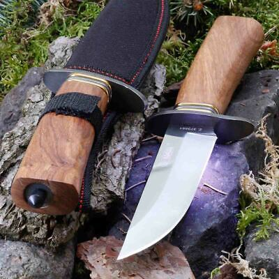 10.98in KANDAR A-073 FIXED BLADE KNIFE HUNTING A.
