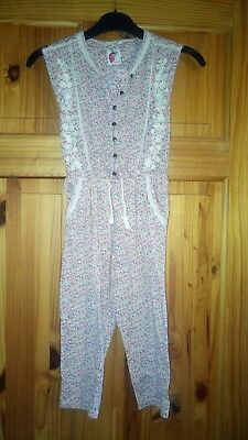 girl jumpsuit size 3-4 from next