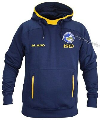 Parramatta Eels 2018 NRL Pullover Squad Hoody Mens and Ladies Sizes