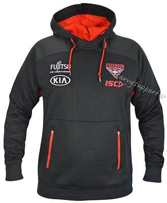 Essendon Bombers 2018 AFL Pullover Squad Hoody Mens and Ladies Sizes