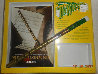 Soodlum's Tin Whistle Key D