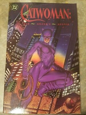 Catwoman: Her Sister's Keeper #[nn] (May 1991, DC)