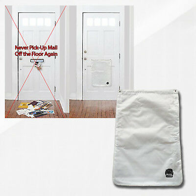 THE LETTER CATCHER Mail Catcher Post Door Letter Mail Box Guard