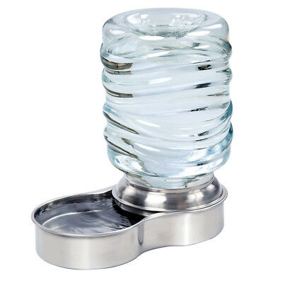 Stainless Steel Pet Waterer