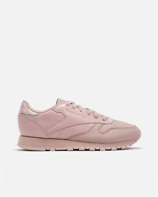 Classic Leather IL Shell Pink NEW! RRP $170 Womens US5-10