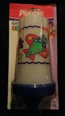 Playtex 9 Oz Toddler Plastic Baby Infant Spill Proof Training Sippy Spout Cup