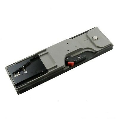 VCT-U14 For SONY Video Tripod Quick Release Plate Adapter XDCAM DVCAM HDCAM