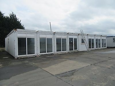 Modular Building, Site Office, Container, Portable Building, 19.4m x 12m (1423)