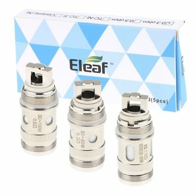 5Pcs/pack Replacement of Eleaf EC Coils Ohm iJust 2/S Melo 2/S Istick Pico 75W