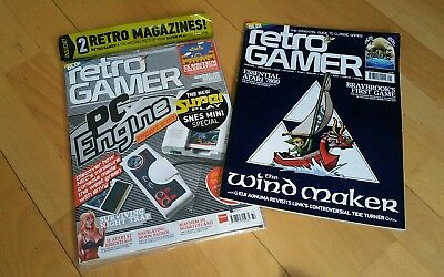 Retro Gamer Magazine 172, With Free SuperPlay Nintendo Mag - Zelda BOOK