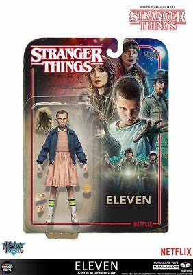 Stranger Things 7 inch Action Figure - Eleven (Pre-Order) McFarlane Toys
