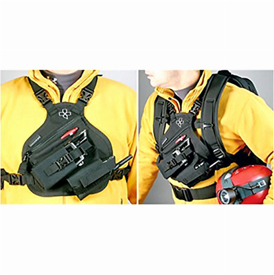 Scout Radio Chest Holder Strap Harness Rig Pack Holster for Walki Talki Coaxsher