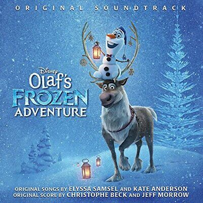 Olafs Frozen Adventures [CD]