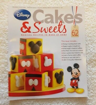 Disney Cakes and Sweets Magazine - Issue 62 - NO ITEM