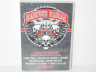 "*****dvd-Various Artists""roadrunner Roadrage 2007""*****"