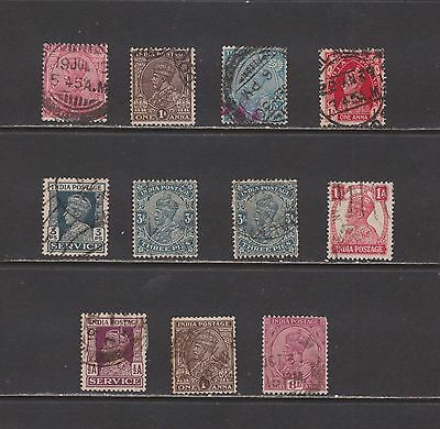 India- Lot 2549,  Old Used.