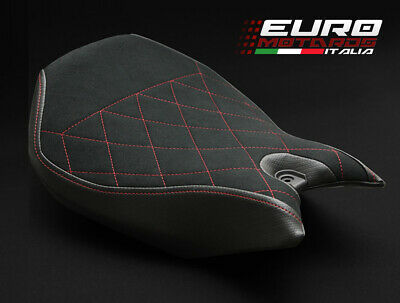 Ducati Panigale 1299 2015-2017 Luimoto Diamond Edition Seat Cover For Rider New