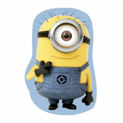 Minions Soft Toy Cushion Pillow Despicable Me Stuffed Plush Teddy For Boys Girls