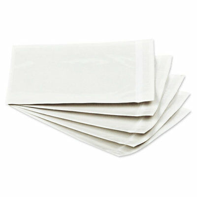 "600 - 5.5"" x 7.5"" Clear Packing List Adhesive Envelopes Shipping Address Pouch"