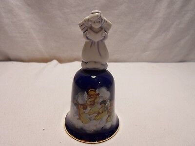 Christmas 1992 Avon Collectible Angel Bell