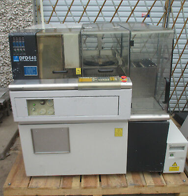 Disco Corporation DFD640 Automatic Dicing Saw * Wafer Saw