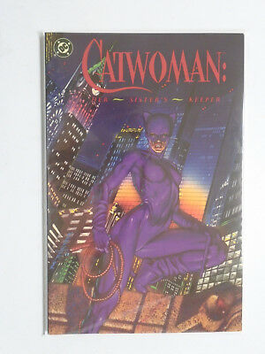 Catwoman Her Sister's Keeper TPB (DC Edition) #1-1ST, 6.0 (1991)