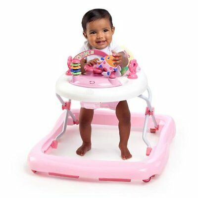 Activity Walker Infant Baby Girl Jumper Bouncer Walk Stand Activity Seat Toy New