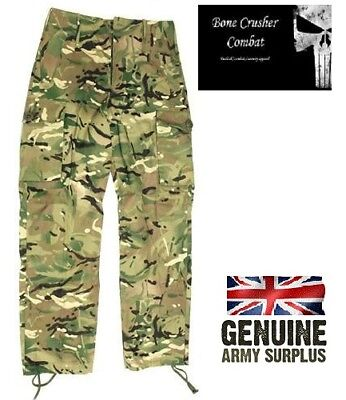 Genuine British army Windproof MTP Combat Trousers- various sizes