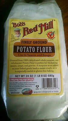 Bobs Red Mill Finely Ground Potato Flour, 24-ounce