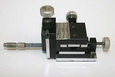 MC SYSTEMS 4441 (R) Probe Micro-positioner Right Hand Side