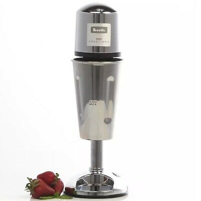 Milkshake Maker Machine Stainless Steel Cup Thick shake Milk Shake Frother Airer