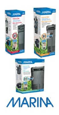 MARINA i25 i110 i160 INTERNAL POWER FILTER aquarium Cartridge recharge filtre
