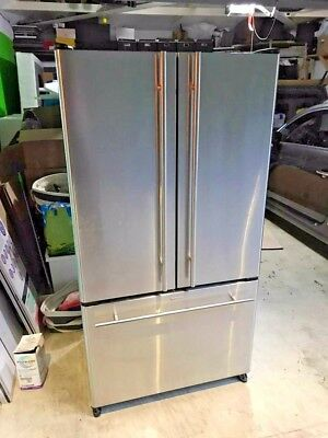 maytag double door stainless steel 20 cu ft model jfc2089hes