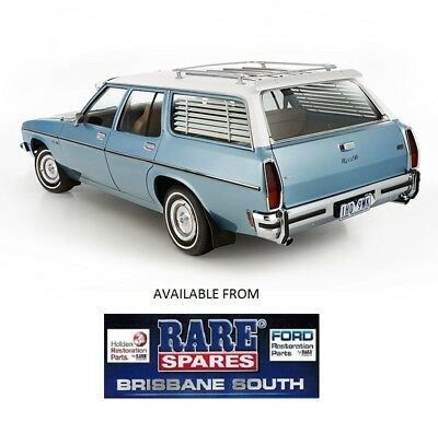 Holden Hq Hj Hx Hz Station Wagon Sides 1 Pair Internal Venetian White In Colour