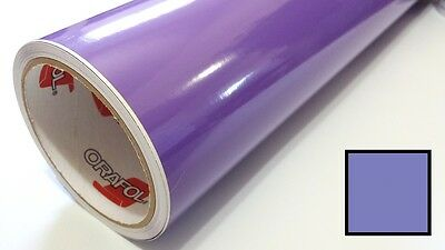 "Gloss Lavender Purple Vinyl 48""x30' Roll Sign Making Supplies Decal Decoration"