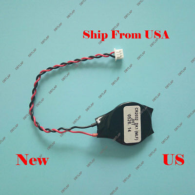 CMOS RTC Battery SHIP FROM USA * hp Envy Touchsmart 17T  series
