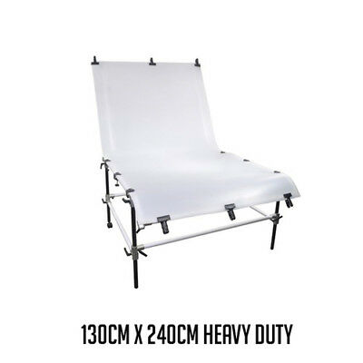 Menik Heavy Duty Heavy Load Large Product Photography Shooting Table Chair 130cm