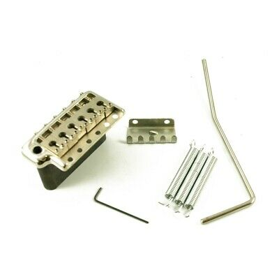 WD Music PRS Style Tremolo Bridge with mounting hardware and tremolo arm