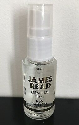 James Read - Gradual Tan - H2O Tan Mist - 30ml