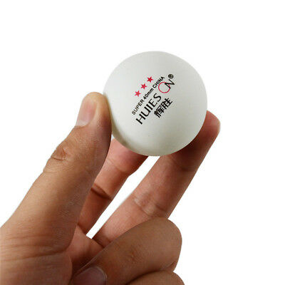 10Pcs Pack 3 Stars Professional Table Tennis Ping Pong Ball Game Match Training
