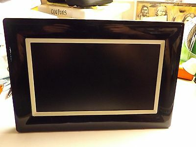 "Philips Home Essentials 7"" Digital PhotoFrame - LCD Panel Black Frame"