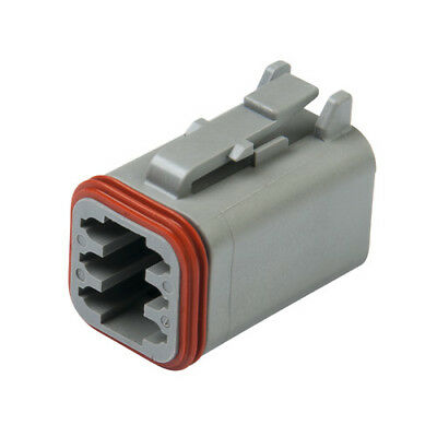 DEUTSCH DT06-6S DT Series 6-Way Plug