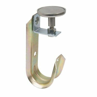 Top-Mount Magnetic J-Hook, 2 Inch