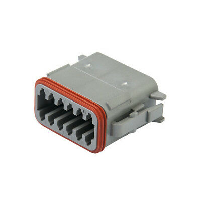 DEUTSCH DT06-12SA DT Series 12-Way Plug
